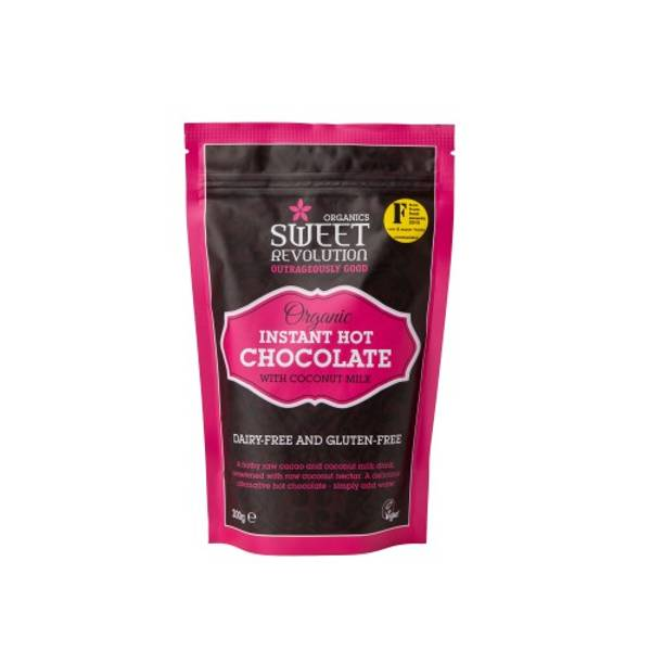 Bilde av Vegansk kakaopulver 200g / Sweet Revolution