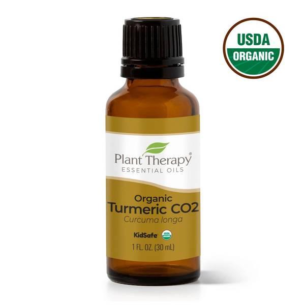 Bilde av Gurkemeie eterisk olje 30ml / Plant Therapy