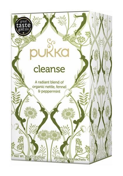 Bilde av Pukka Cleanse 20 teposer