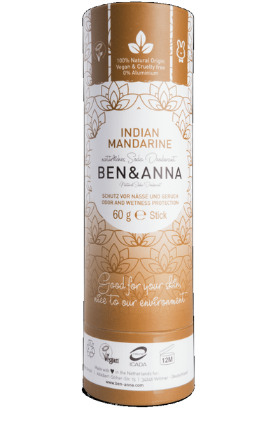 Bilde av Deodorantstift 60g / Indian Mandarin / Ben & Anna