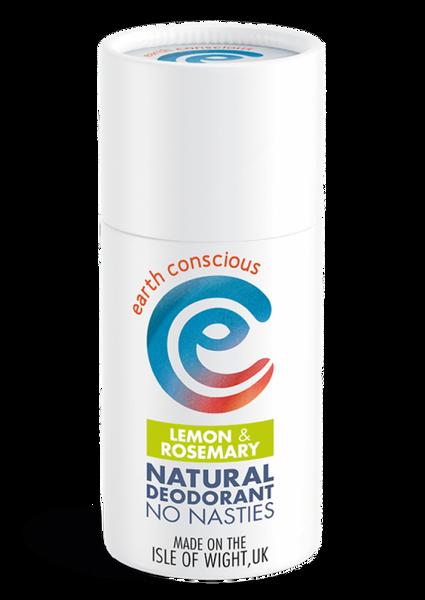 Bilde av Deodorantstift 60 g / Lemon Rosemary / Earth Conscious