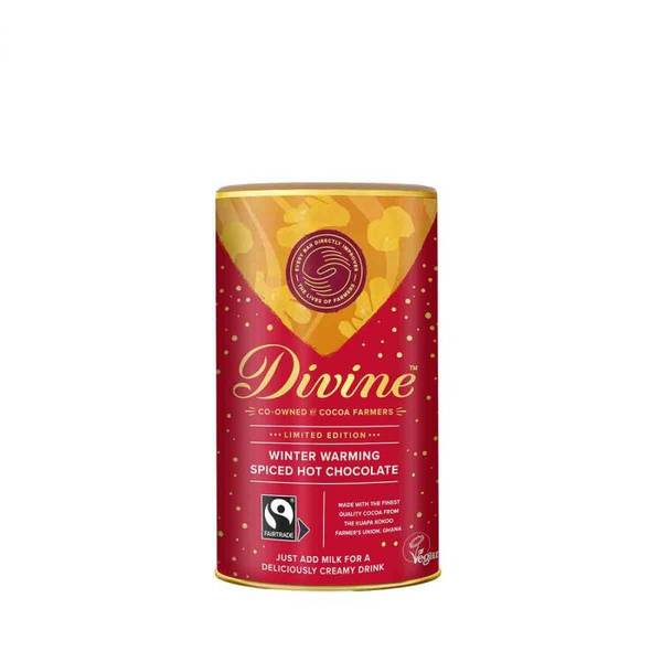 Bilde av Kakaopulver Winter Spice, vegansk 300g / Divine