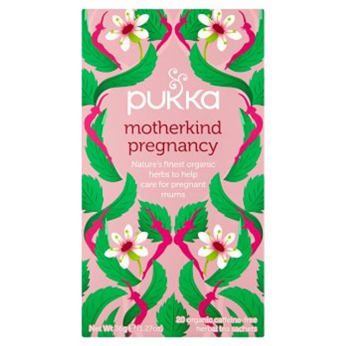 Motherkind Pregnancy, økologisk te / Pukka