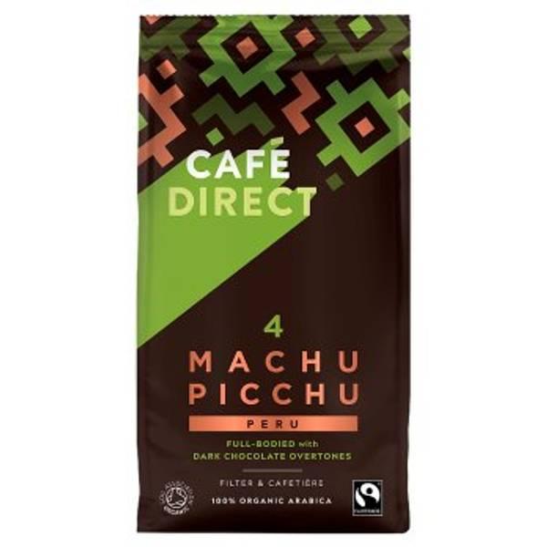 Bilde av Machu Picchu malt kaffe 227g / Café Direct