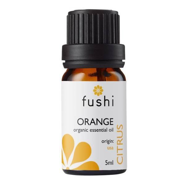 Bilde av Eterisk appelsinolje 5 ml, økologisk / Fushi