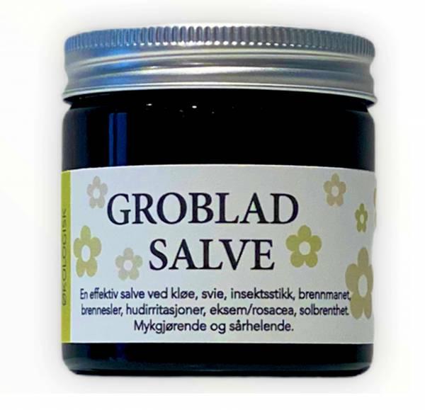 Bilde av Grobladsalve duftfri økologisk, 60 ml / Grims Have