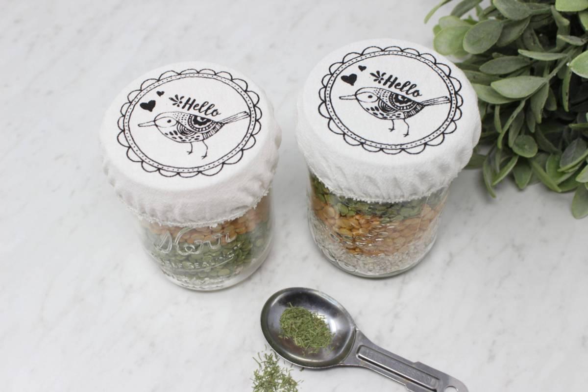 2-pk bolletrekk til Norgesglass, Hello Bird / Your Green Kitchen