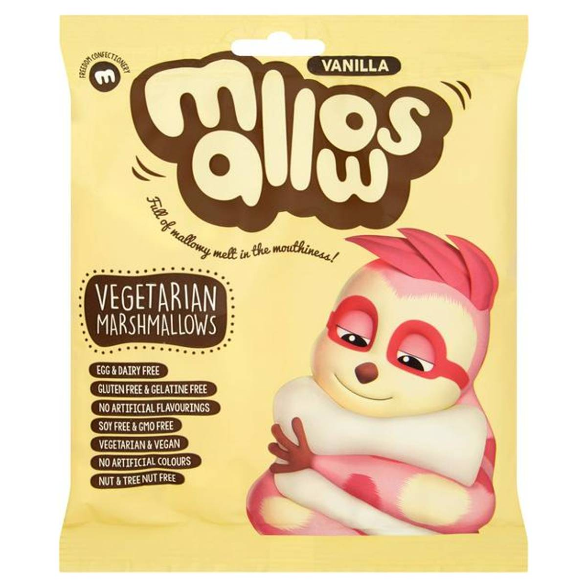 Vanilje marshmallows 75 g / Mallows