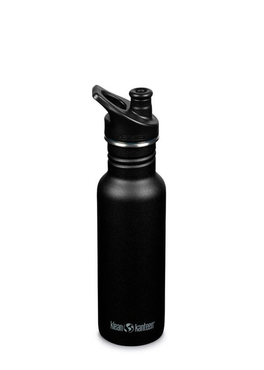 Drikkeflaske Sport 532 ml, Black / Klean Kanteen