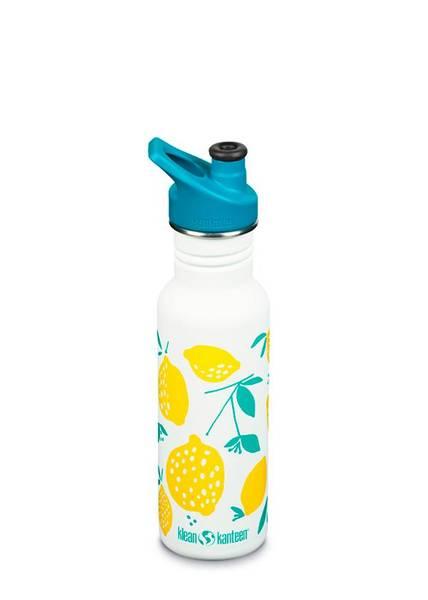 Bilde av Drikkeflaske Sport 532 ml, Lemons / Klean Kanteen