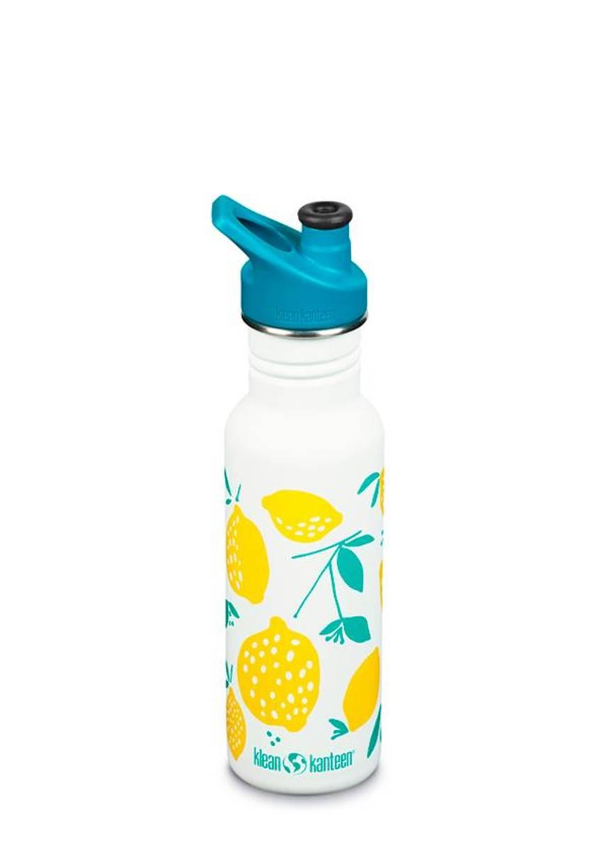 Drikkeflaske Sport 532 ml, Lemons / Klean Kanteen