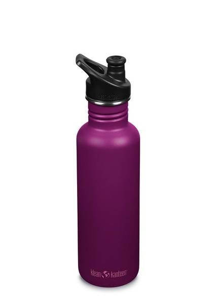Bilde av Drikkeflaske Sport 800ml, Purple Potion / Klean Kanteen