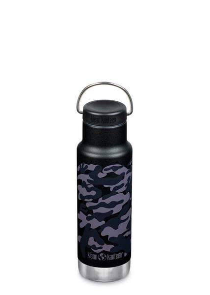 Bilde av Termoflaske 355 ml, Black Camo / Klean Kanteen
