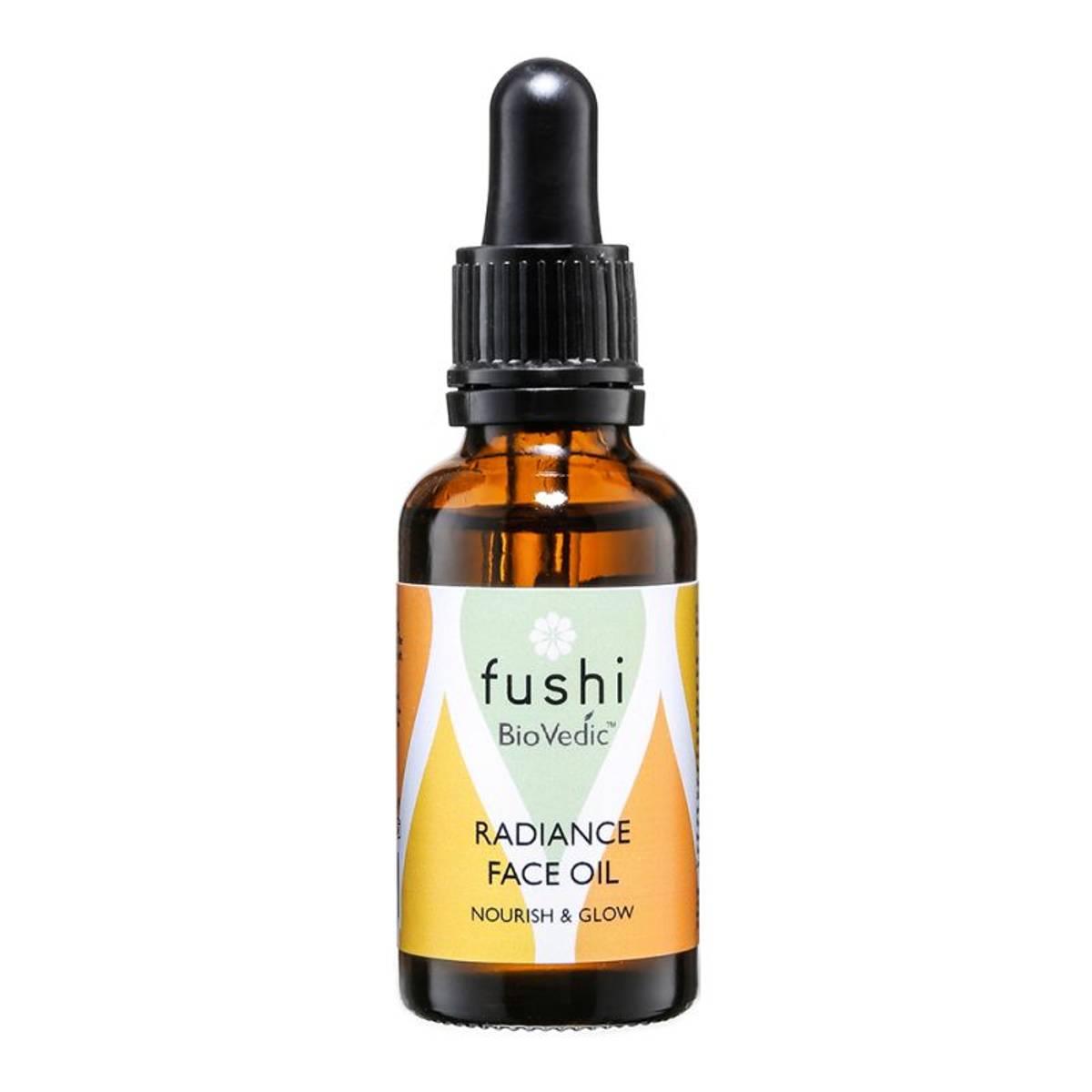 Ansiktsolje 30ml, BioVedic™ Radiance / Fushi