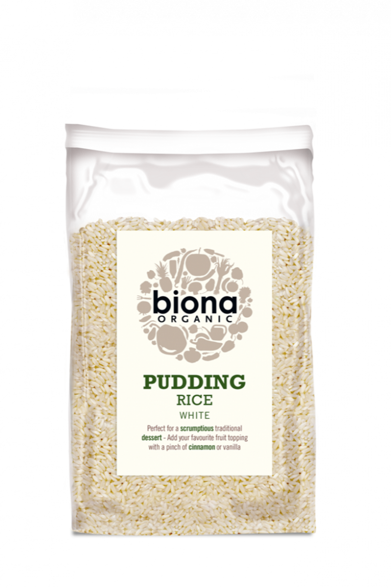 Økologisk grøtris, 500g / Biona Organic