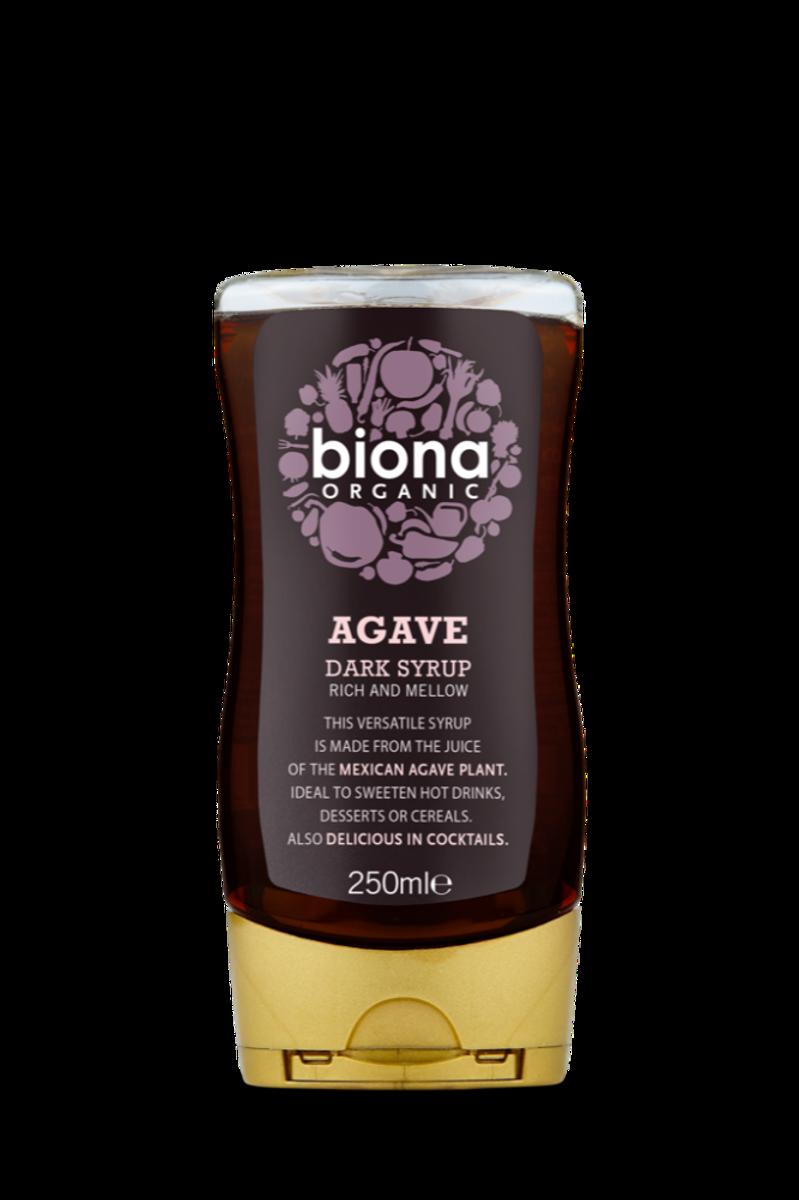 Mørk Agavesirup 250ml / Biona Organic
