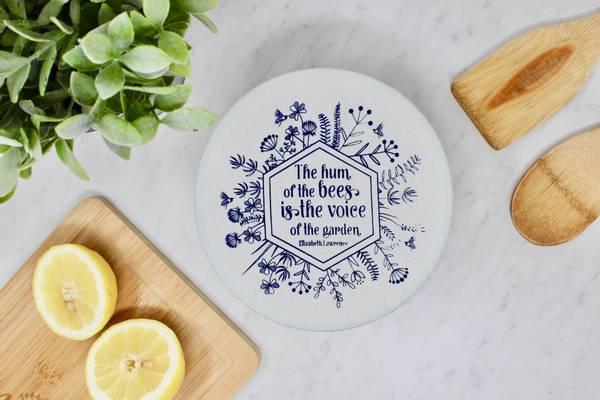 Bilde av Str. S Vokset bolletrekk, Hum of the bees / Your Green Kitchen
