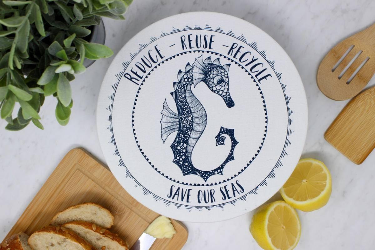 Str.M Vokset bolletrekk, Seahorse / Your Green Kitchen