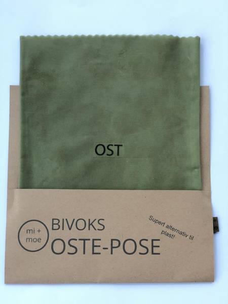 Bilde av Ostepose, Grønn / Mi + Moe