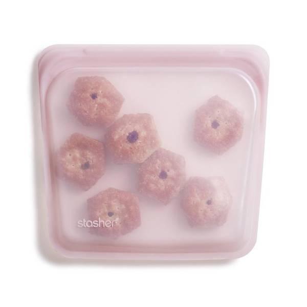 Bilde av Stasher Sandwich, Rose Quartz / Stasher Bags