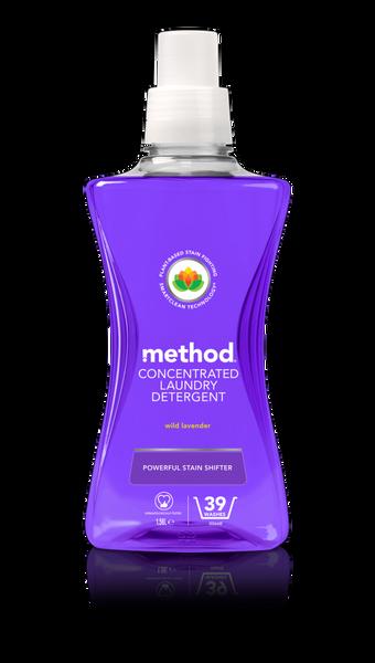 Bilde av Wild Lavender flytende vaskemiddel 1.56L / Method
