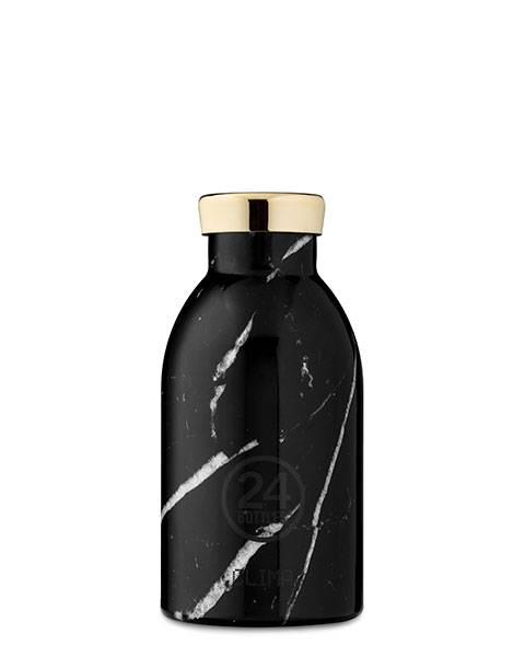 Bilde av CLIMA 033.L Isolert termoflaske Black Marble / 24Bottles