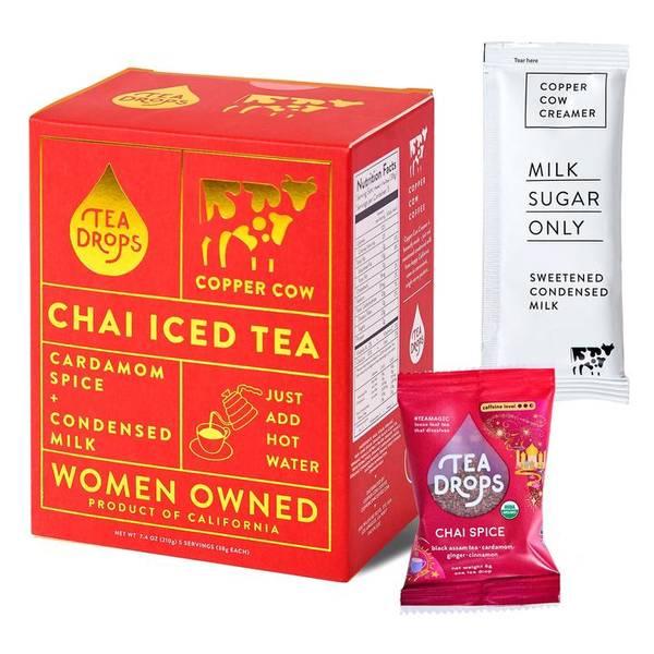 Bilde av Chai Spice Latte Kit / Tea Drops
