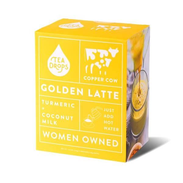 Bilde av Golden (Turmeric) Latte Kit / Tea Drops