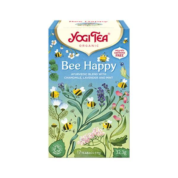 Bilde av Bee Happy økologisk te / Yogi Tea